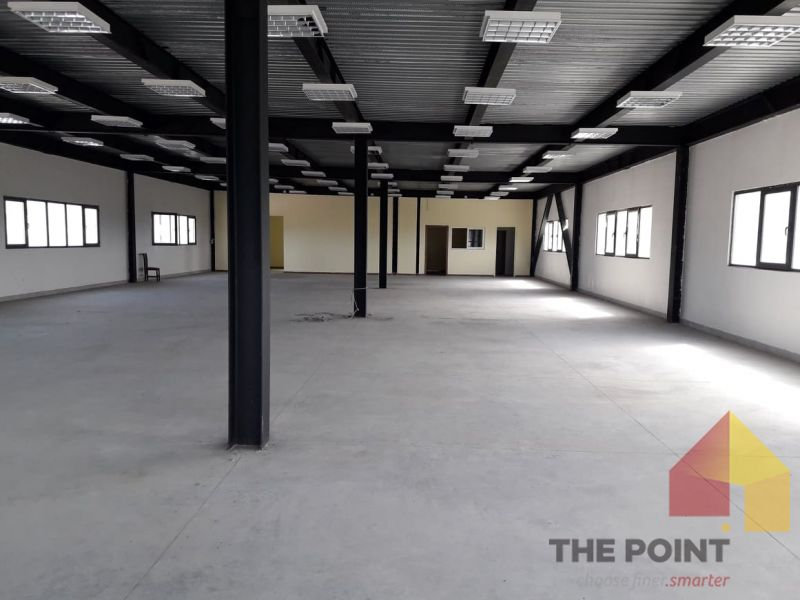 Commercial environment 5000 m2 Street Bylis