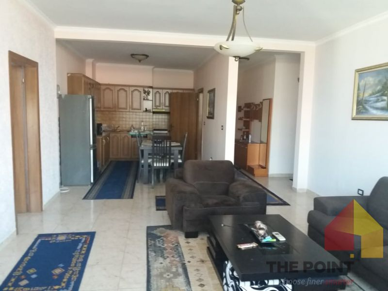 Apartment 2+1 for rent at Rruga e Kosovareve