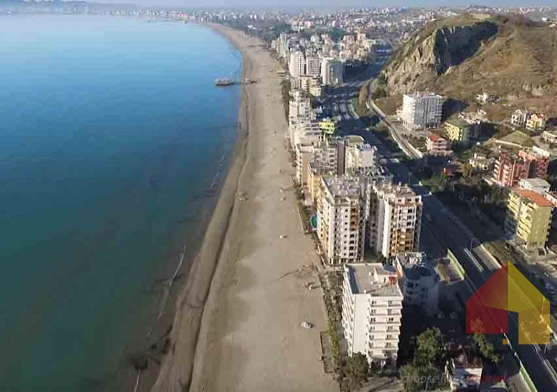 Sale land for construction at Durres